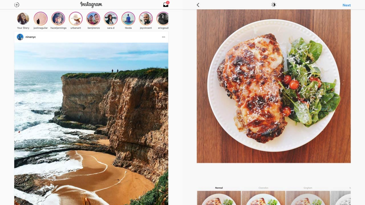 Instagram Continues To Ignore iPad Users, Comes To Windows Tablets Instead