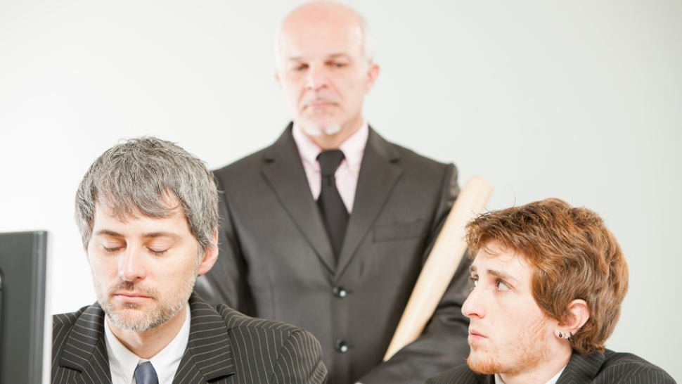 Why Your Annoying Boss Micromanages You