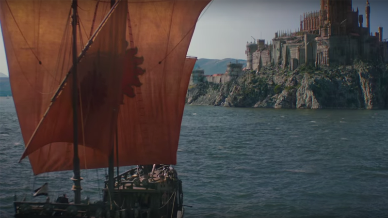 Week in 'Game of Thrones': The Wolves Gather for Winter In Westeros