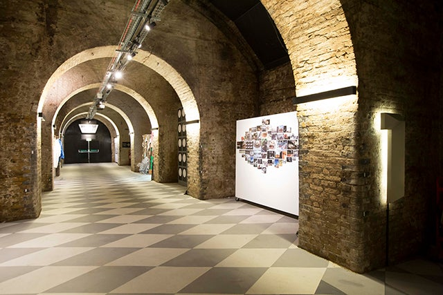 There's a Skate Park In an Old Tunnel Under London, And You Can Visit