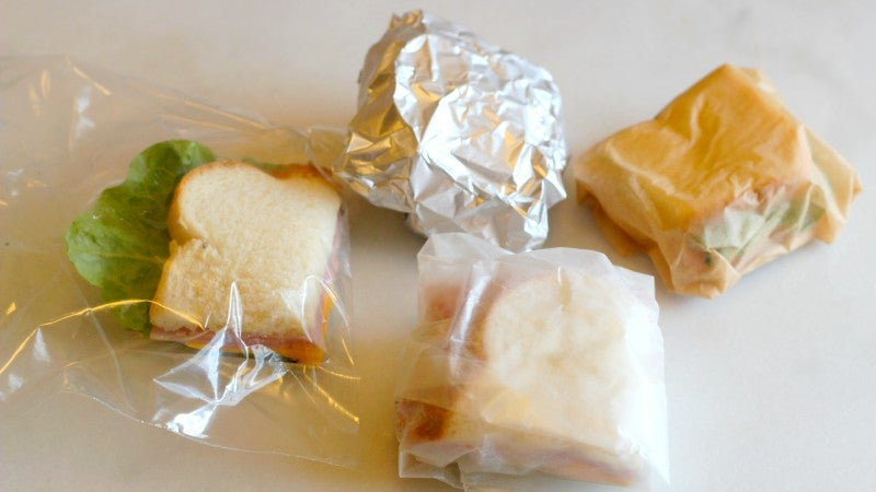 Baking Paper Is The Best Sandwich Wrapper, But Just Barely