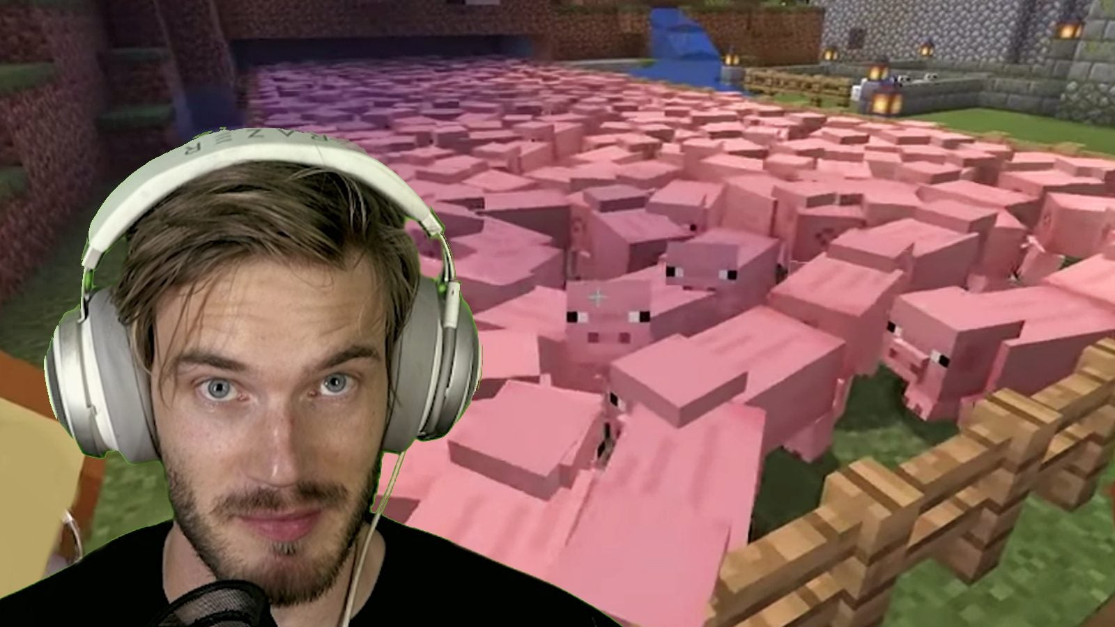 Minecraft Is The Top YouTube Game Of 2019, Thanks To A Boost From PewDiePie