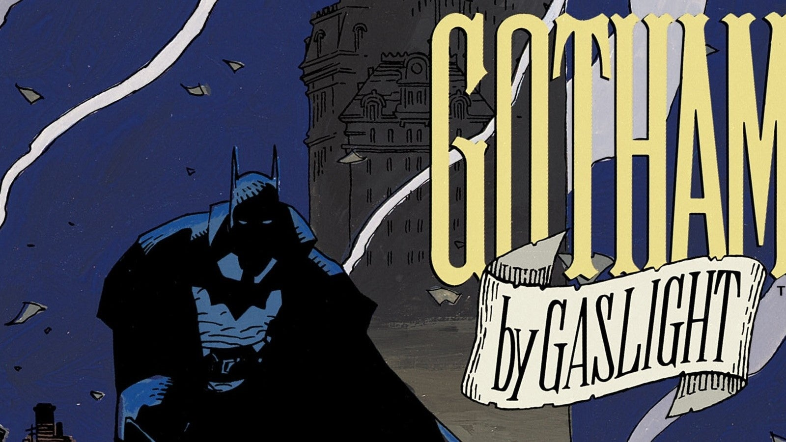 Warner Bros. developing animated Batman: Gotham by Gaslight movie