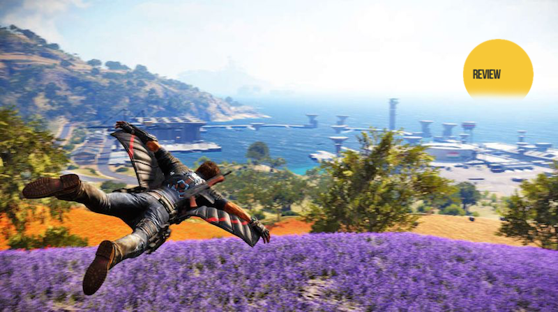 Just Cause 3: The Kotaku Review