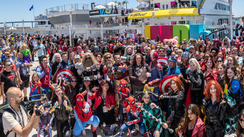 San Diego Comic-Con 2020 Is Cancelled