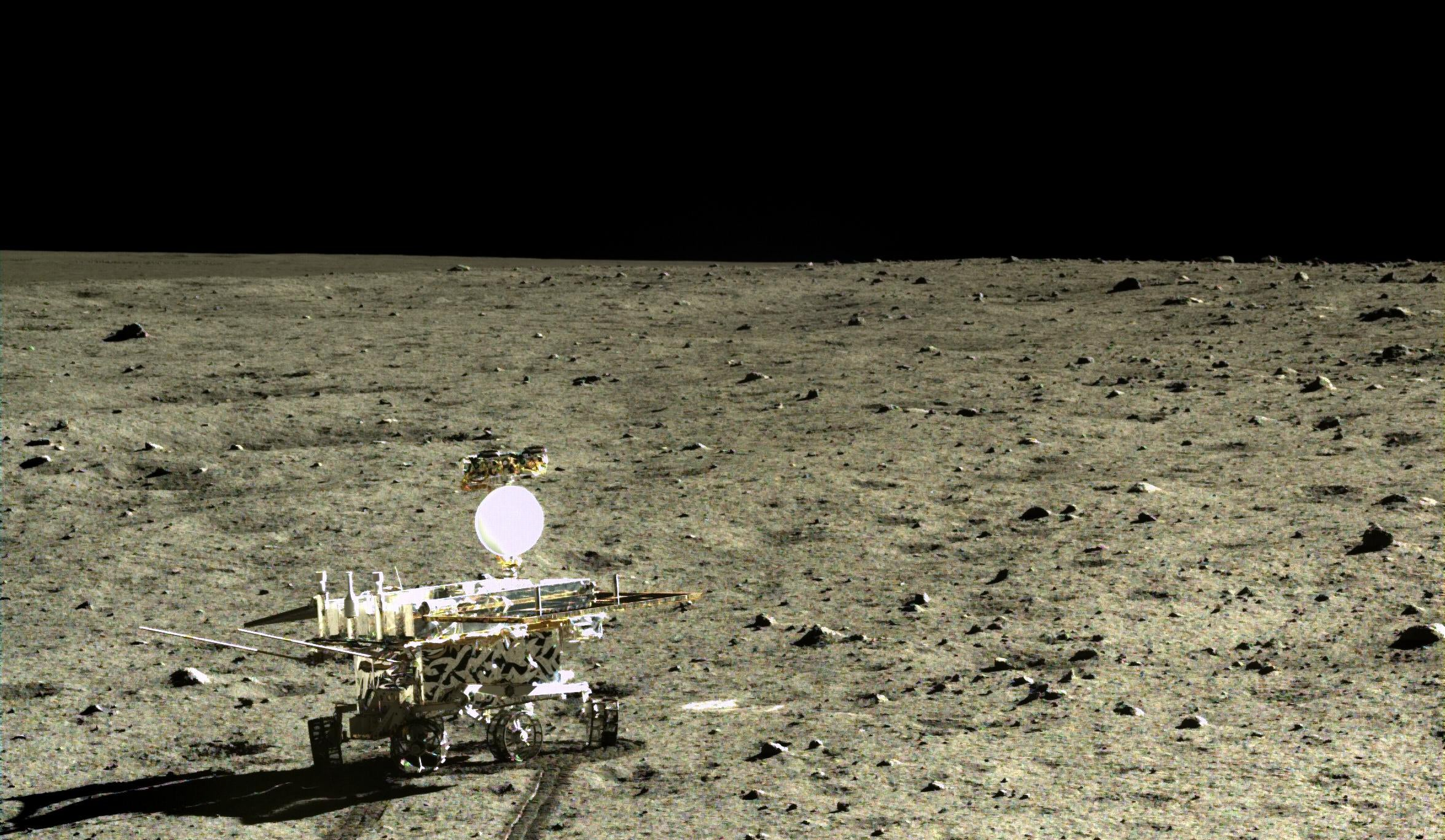 What China's Yutu Rover Learned On The Moon