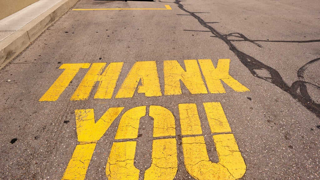 Respond To Criticism With A 'Thank You' To Get The Most Out Of It