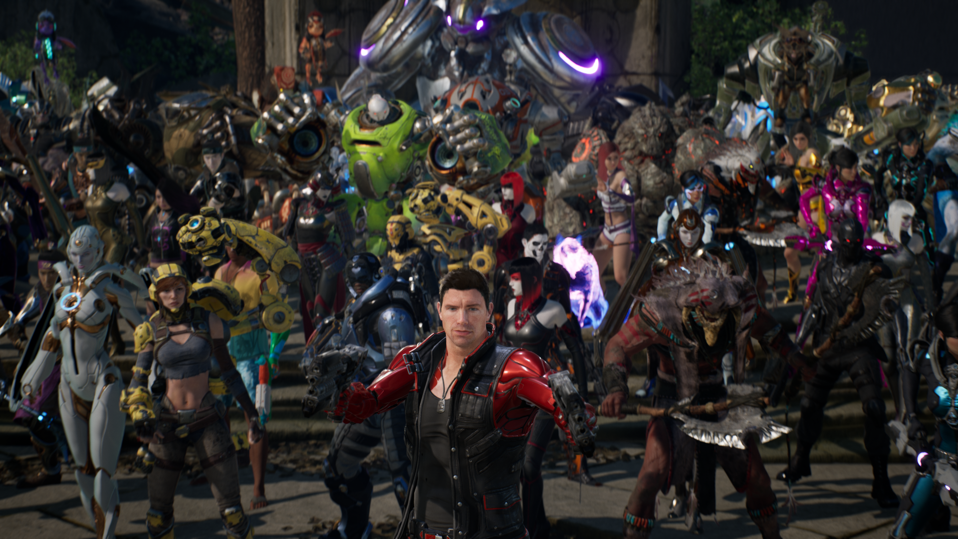 With Paragon Dying, Epic Games Is Making The Characters And Environments Free