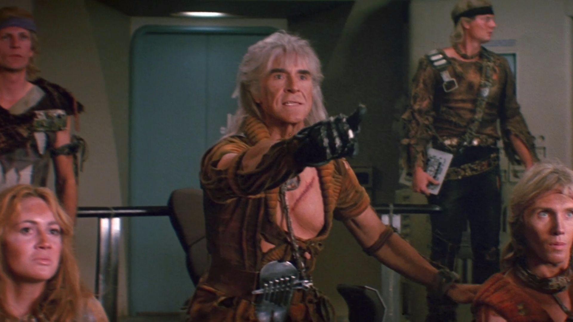 Shatner Wasn't Initially Too Keen On Khan In Star Trek II