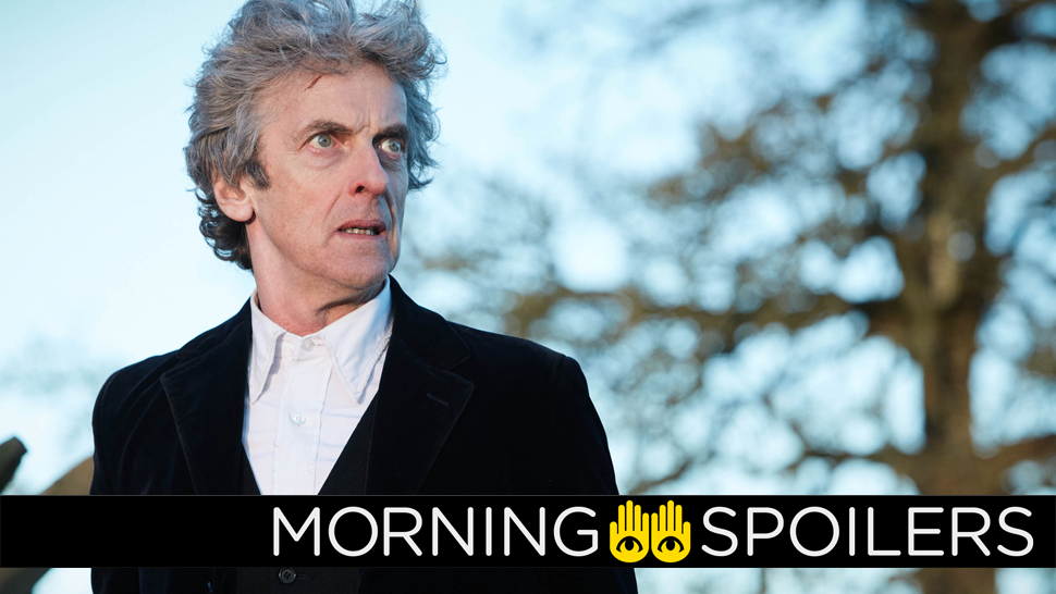 New Doctor Who Set Pictures Tease A Fateful Return