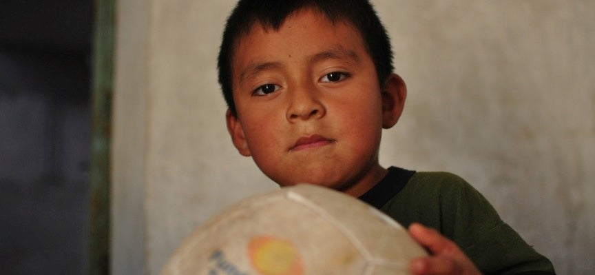 Impoverished Kids Love the Lamp-Powering Soccer Ball — Until It Breaks