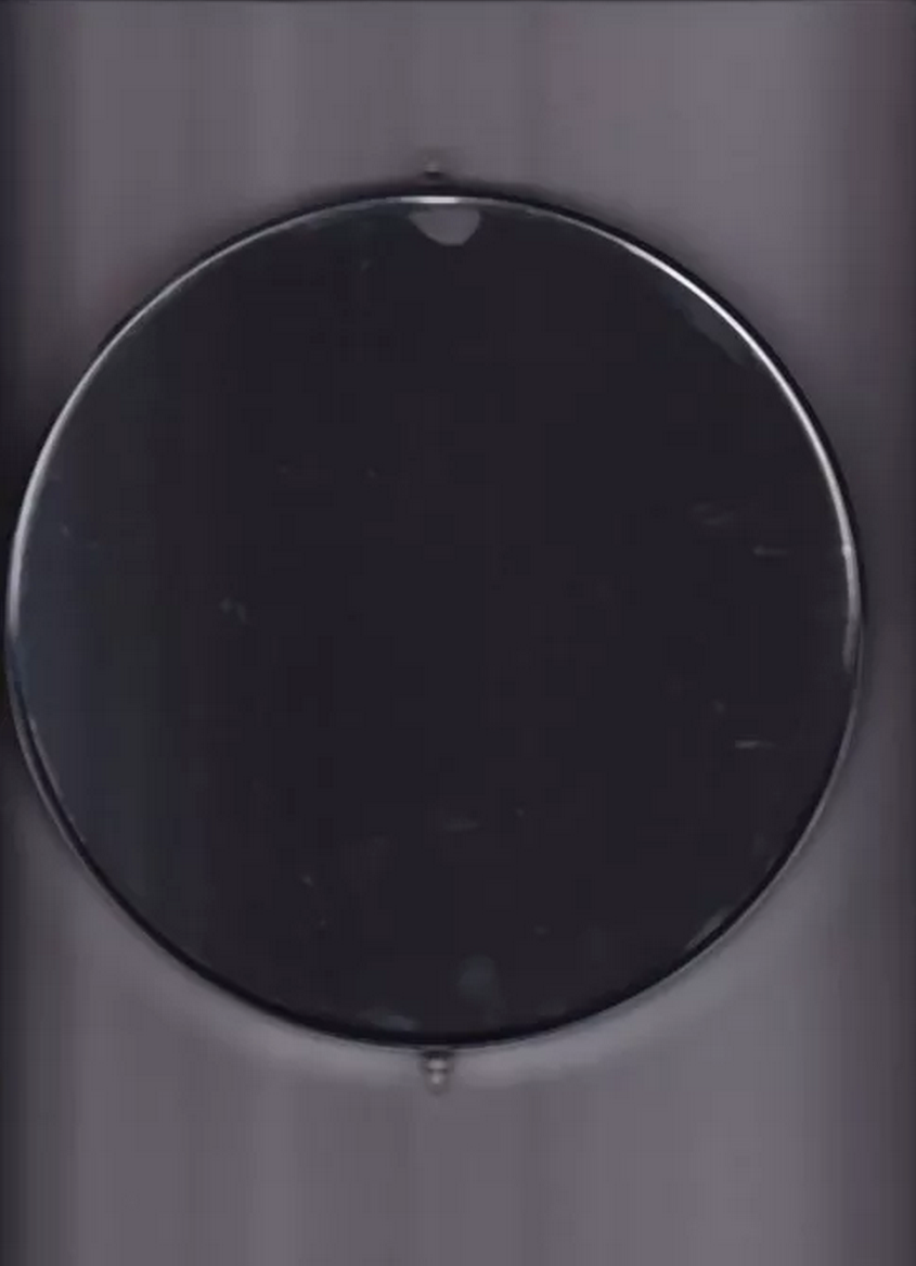 What Would Happen If You Put A Mirror In A Scanner?