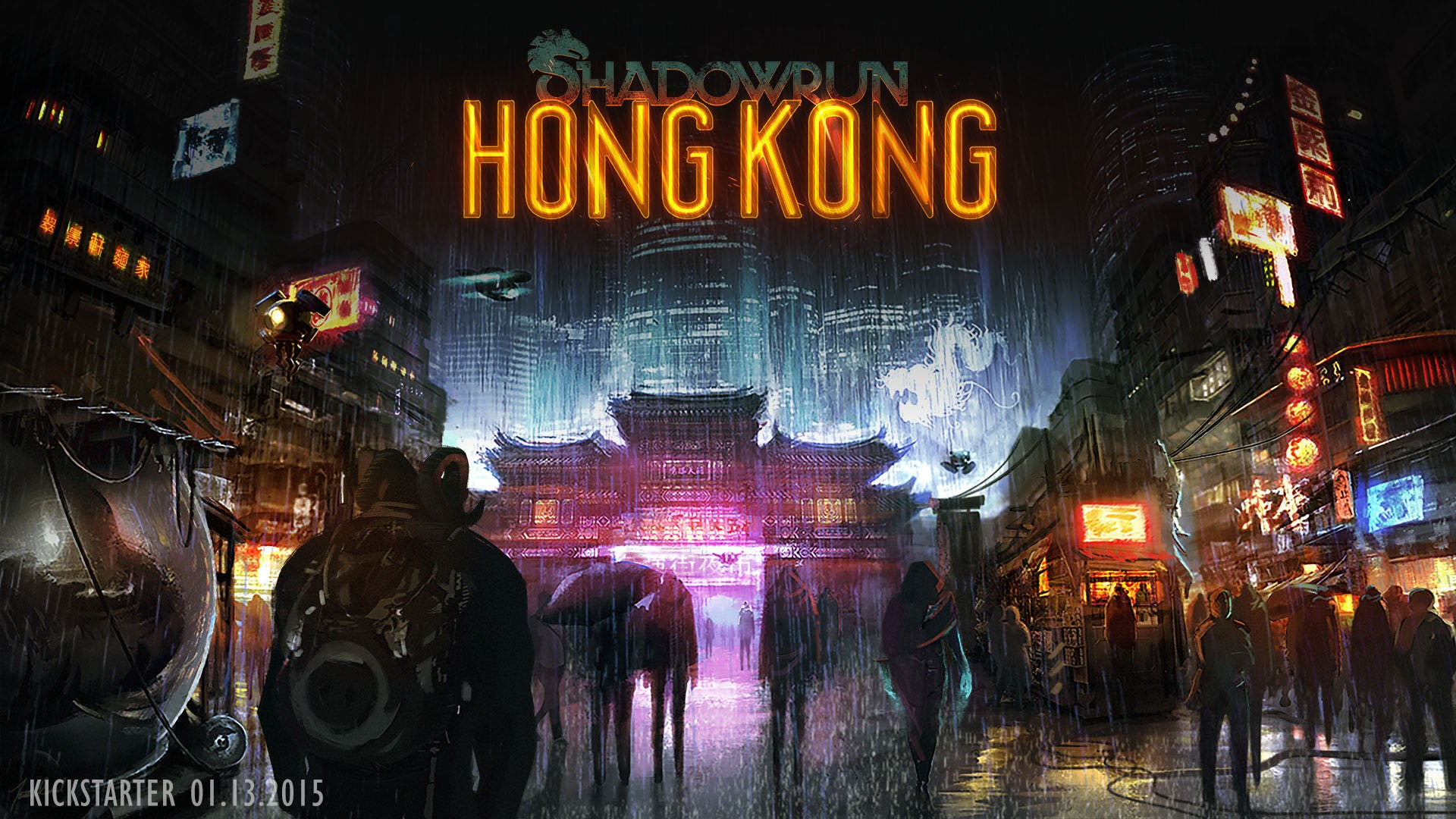 Second Shadowrun Returns Sequel Funded In Two Hours