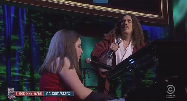 Weird Al Singing 'Yoda' With Autistic Children Made Me So Happy
