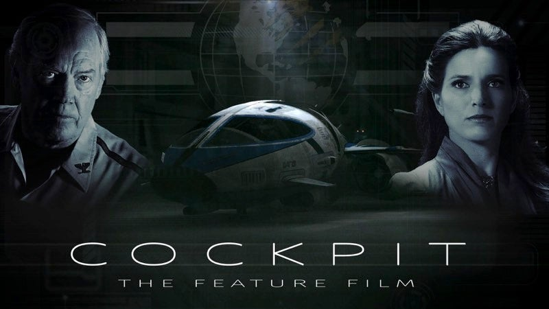 The Awesome Sci-Fi Short Cockpit Could Become A Feature Film (With A Bit Of Help)