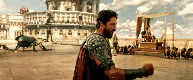 Murder Is Legal and Torture Is Mandatory, Because Gods of Egypt Exists