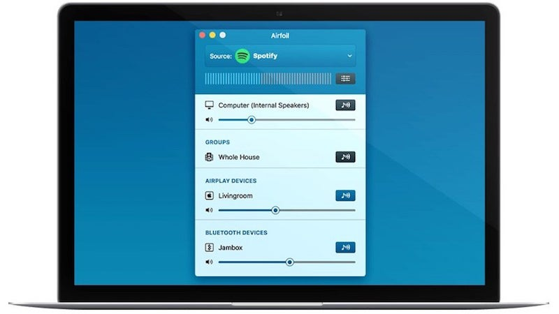 Airfoil 5, The AirPlay Audio Streaming App, Adds In Bluetooth Support And Speaker Groups