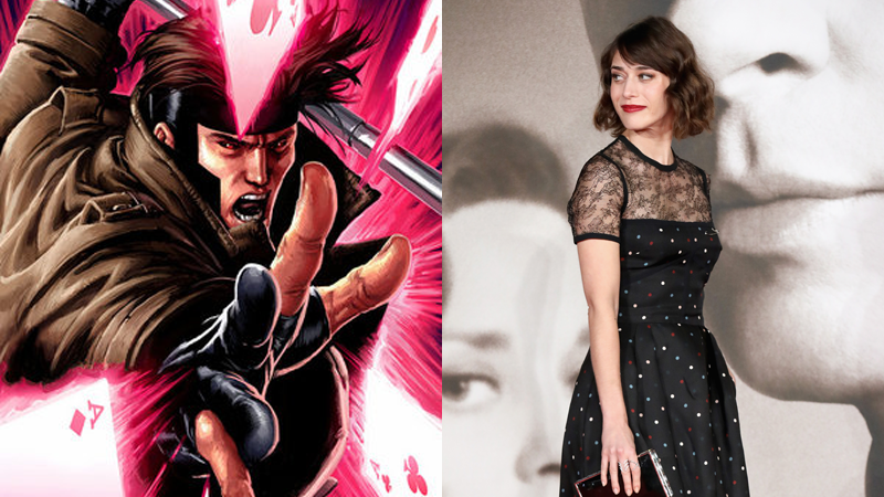Lizzy Caplan to Join Channing Tatum in 'Gambit'