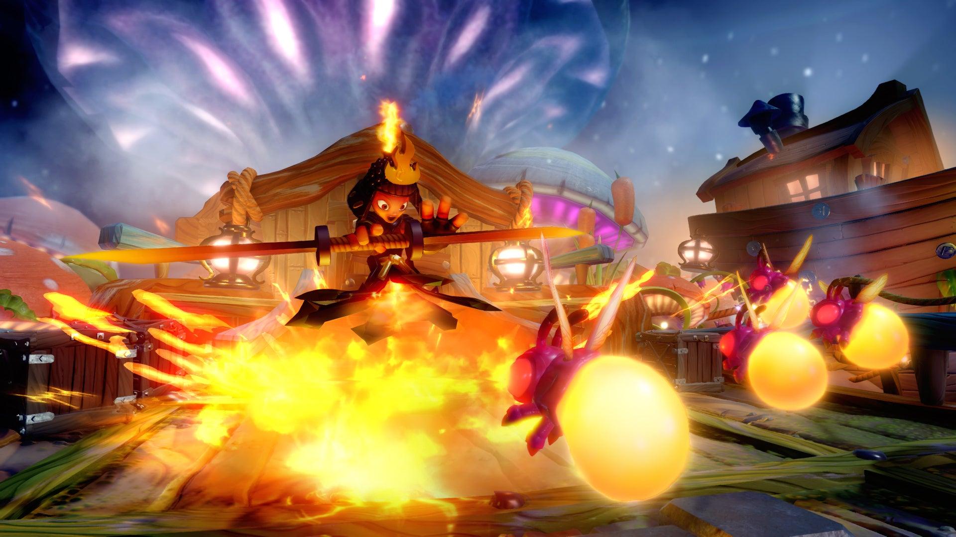 E3 Skylander Imaginator Reveals Begin With This Hot Little Number