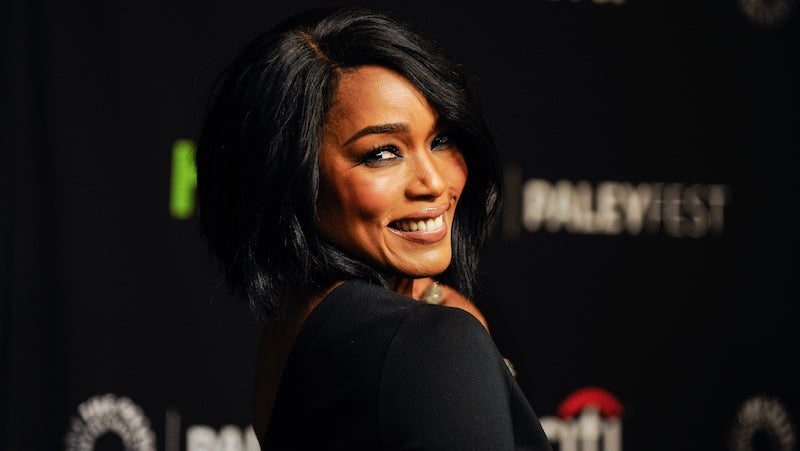Angela Bassett Will Be Black Panther's Queen Mother