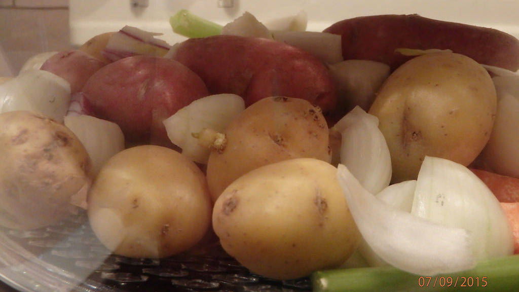 Steam Potatoes Instead of Boiling Them for Faster Prep