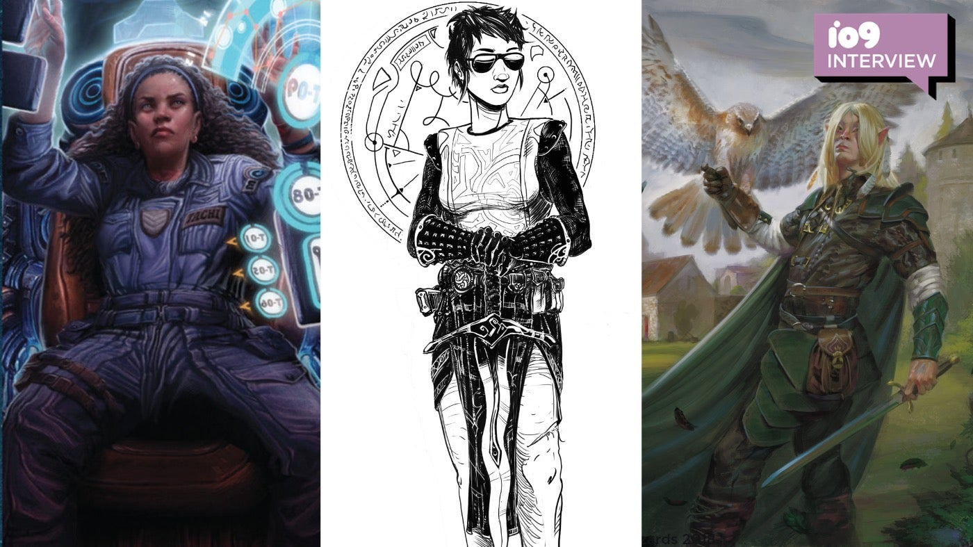 5 Expert Tips To Build A Great Tabletop RPG Character