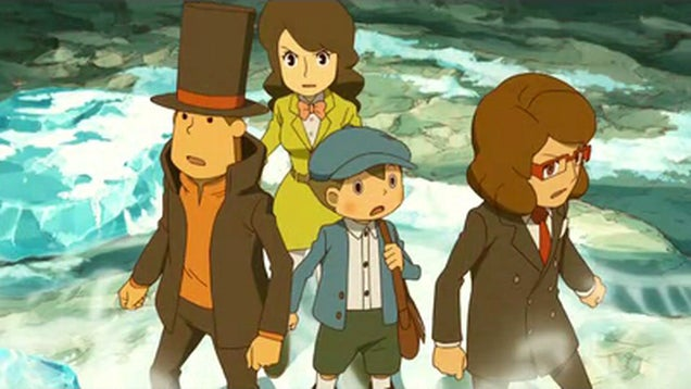New Professor Layton and Yokai Watch 3 Will Be Announced Next Month