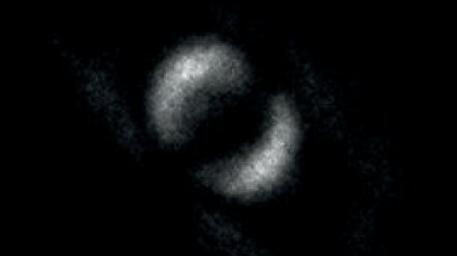 This Is An Image Of Quantum Entanglement, Sort Of