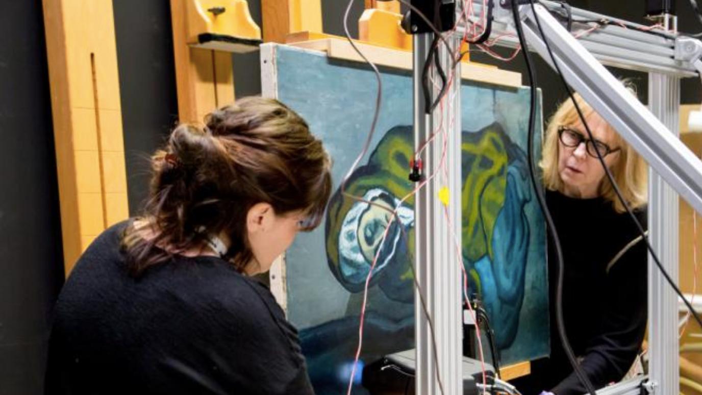 Science Reveals Hidden Secrets In Picasso Works