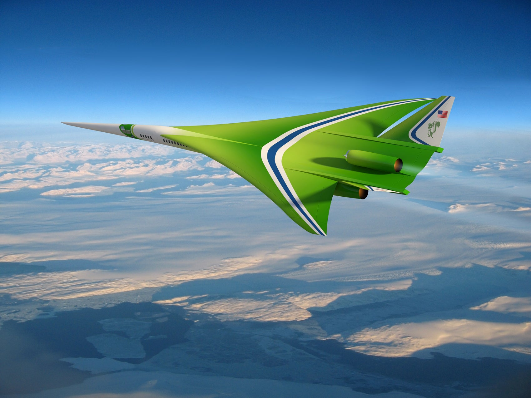 These Are NASA's Coolest And Strangest Aeroplanes Of The