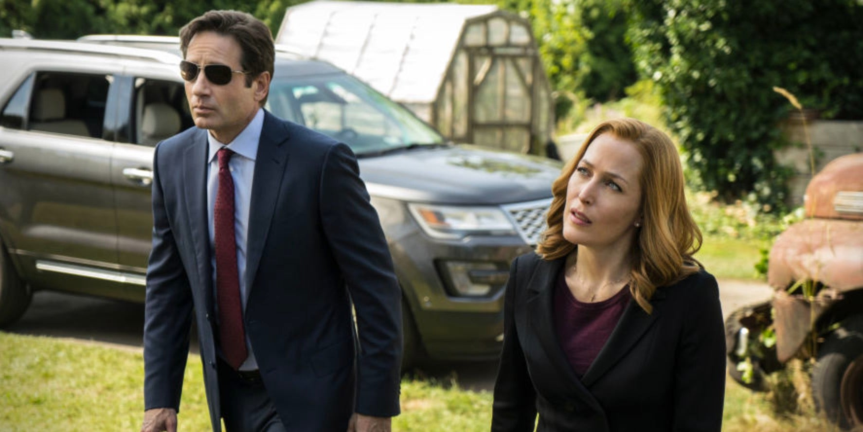 The X-Files Is Coming Back To TV For An 11th Season