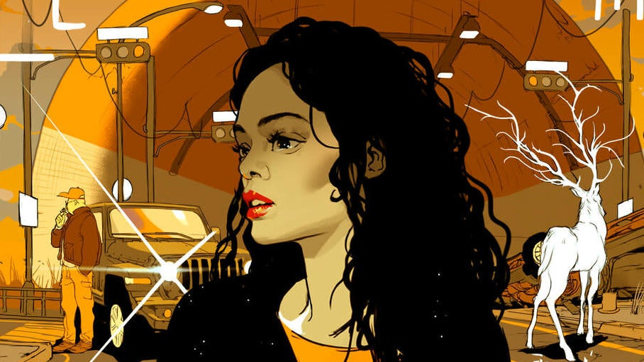 Tessa Thompson Is Helping Turn A Reddit Sci-Fi Horror Story Into An Amazon TV Show