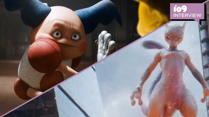 How The Team Behind Detective Pikachu Answered The Existential Questions Around The Movie's Strangest Pokémon