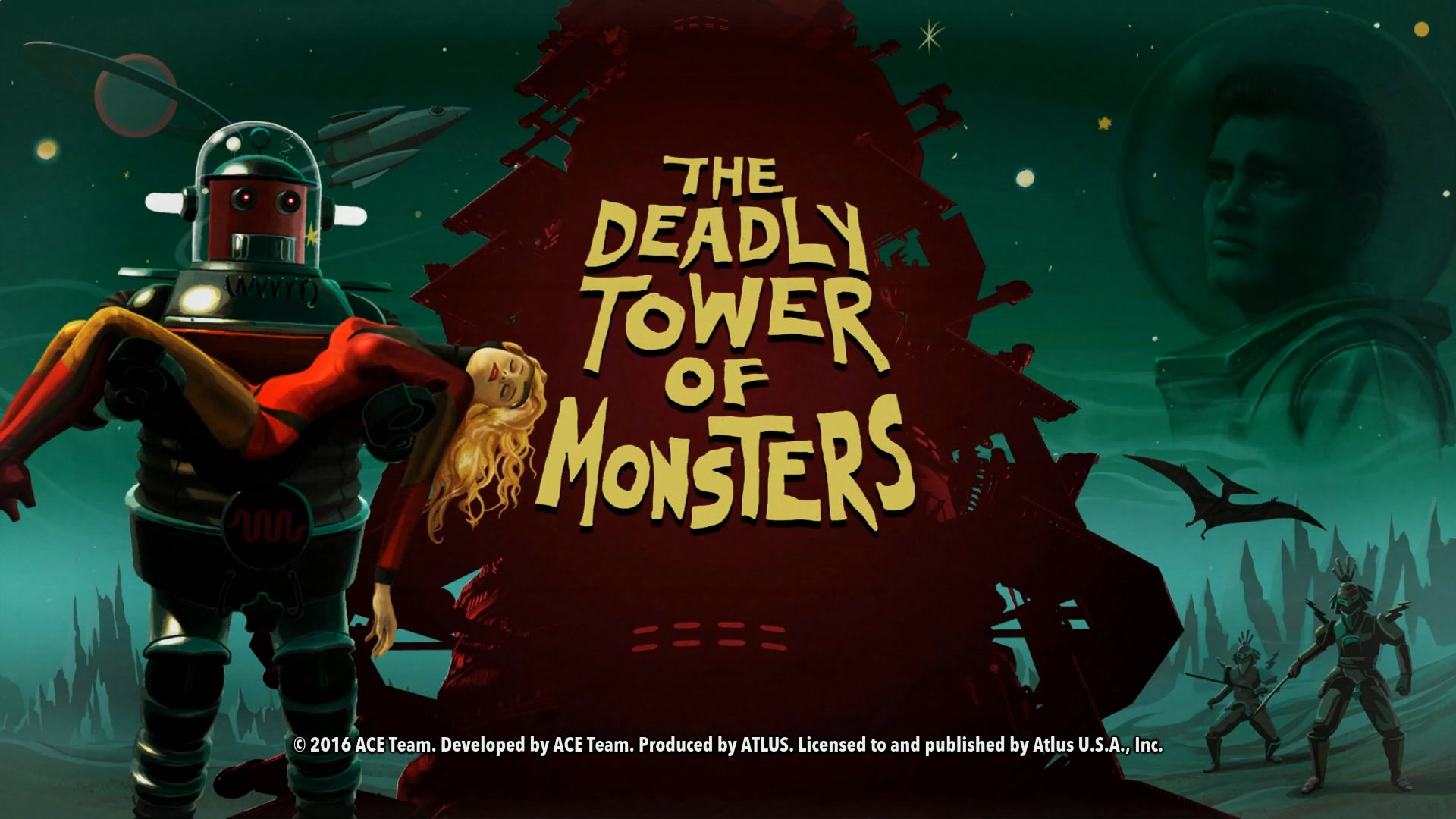 The Director's Commentary Is The Real Hero Of The Deadly Tower Of Monsters