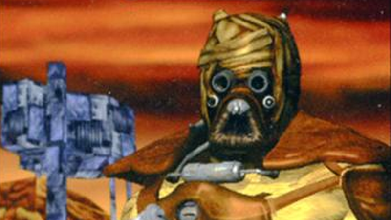 A Profile of the Greatest Character In the Star Wars Expanded Universe, Hoar
