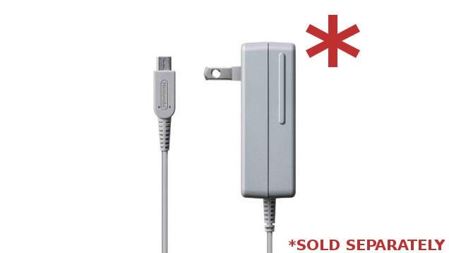 Nintendo's AC Adaptor Policy Isn't Fair