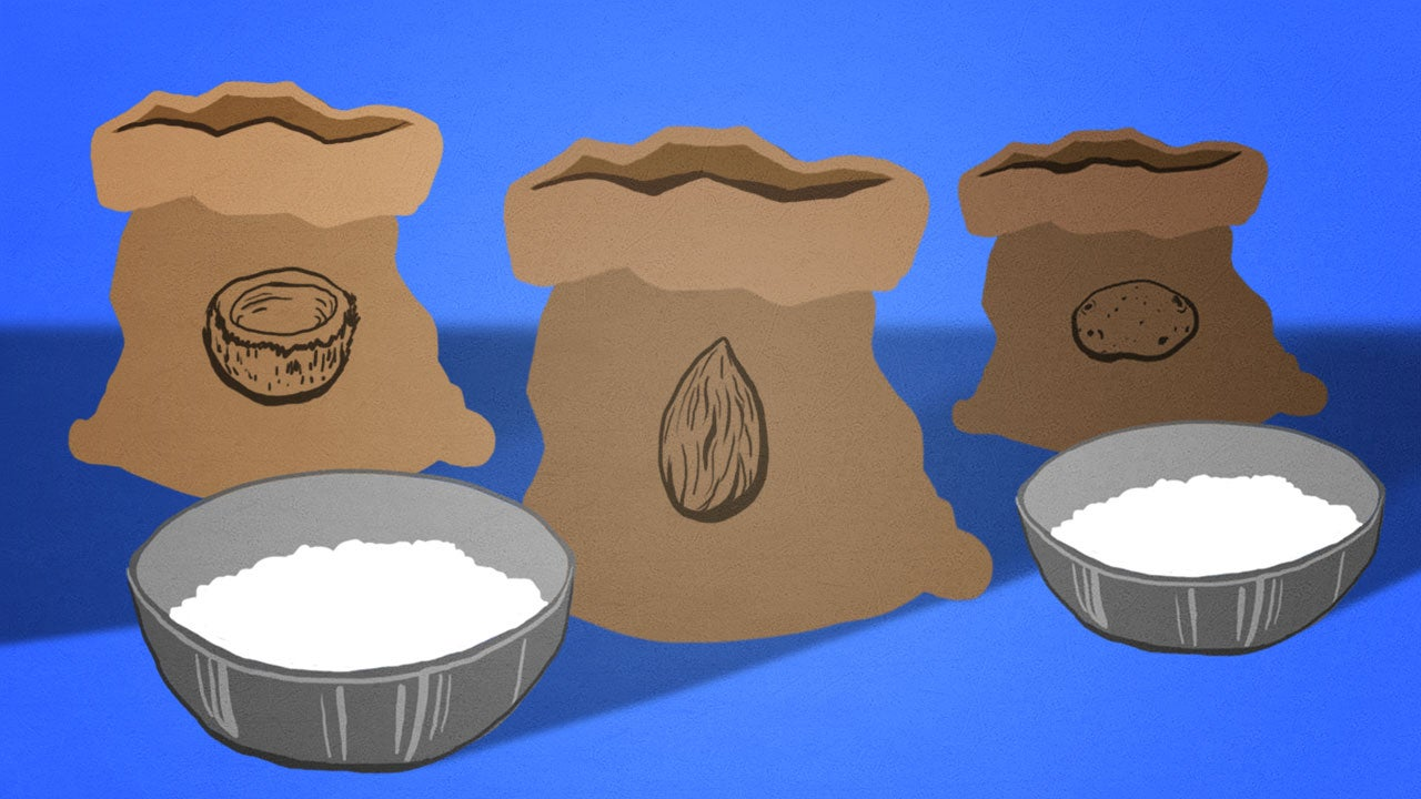 Your Guide to the Strange World of Alternative Flour