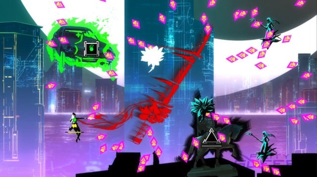 Rock Band Creators Are Making A Musical Side-Scrolling Shmup