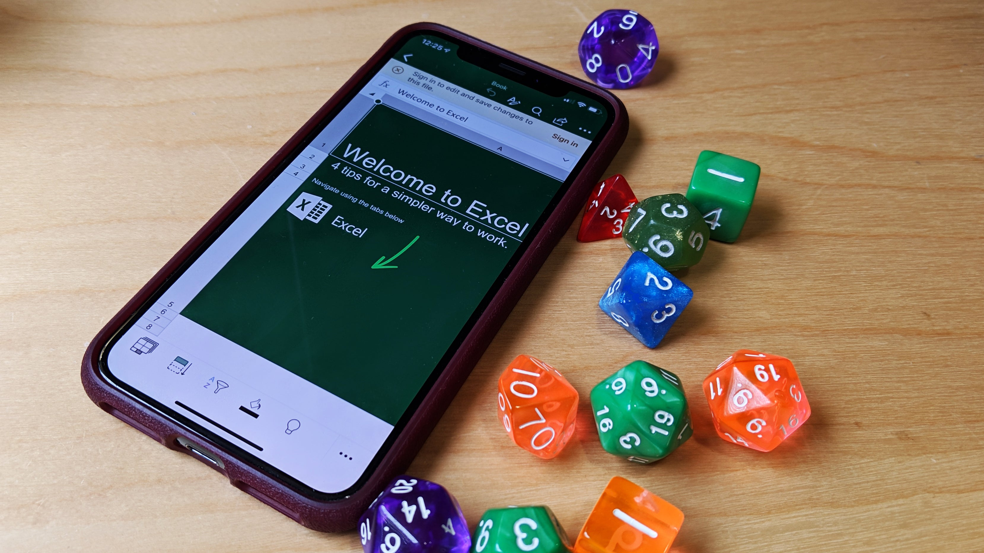 Excel's New 'Insert Data From Picture' Tool Works Pretty Well With Dungeons & Dragons