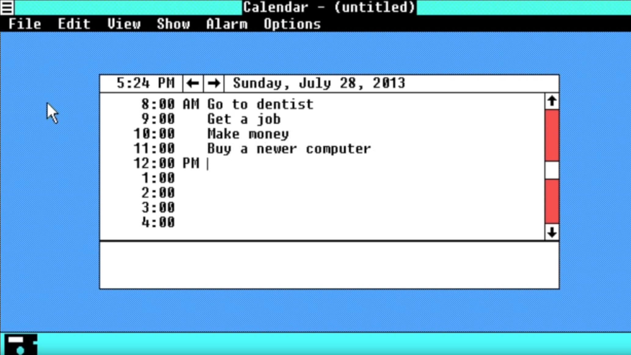 How To Get A 'Clean' Copy Of Windows 1.0 From 1985
