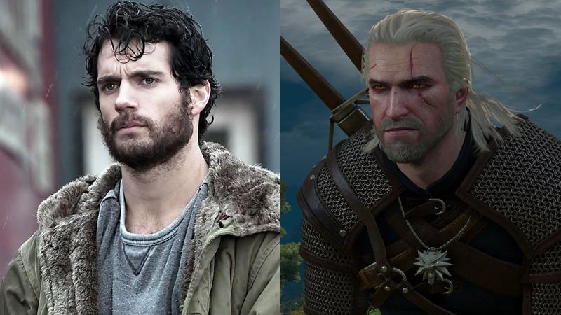 Henry Cavill Will Lead Netflix's Witcher Series As Geralt Of Rivia