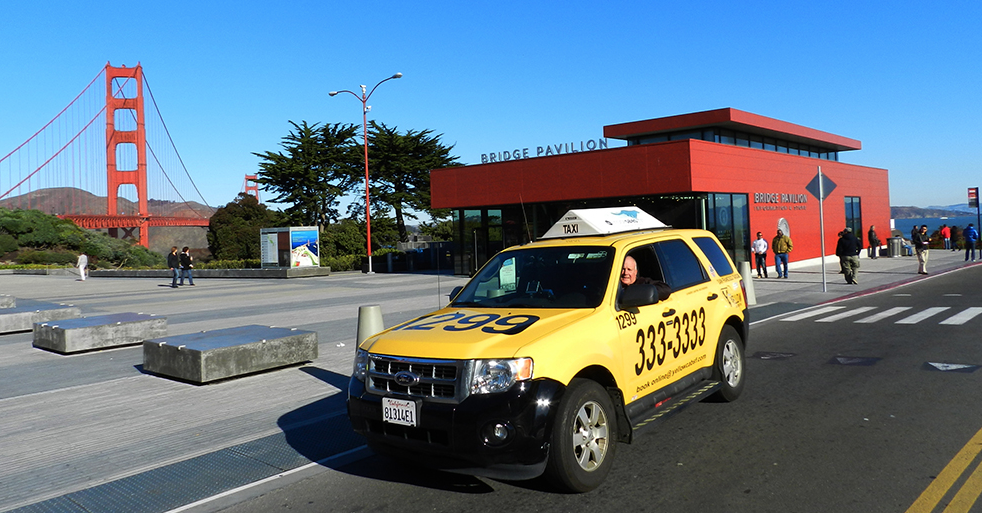 Uber (and Lyft) Finally Bankrupted San Francisco's Favourite Taxi Company