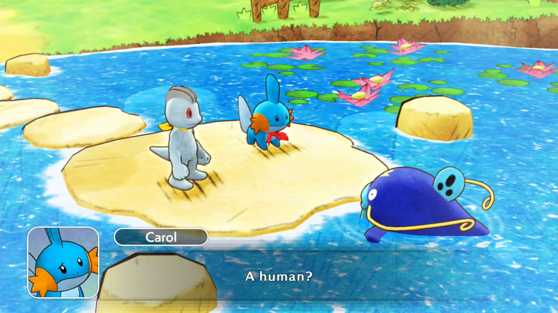 Being The One Human In A World Of Pokémon Is Pretty Cool
