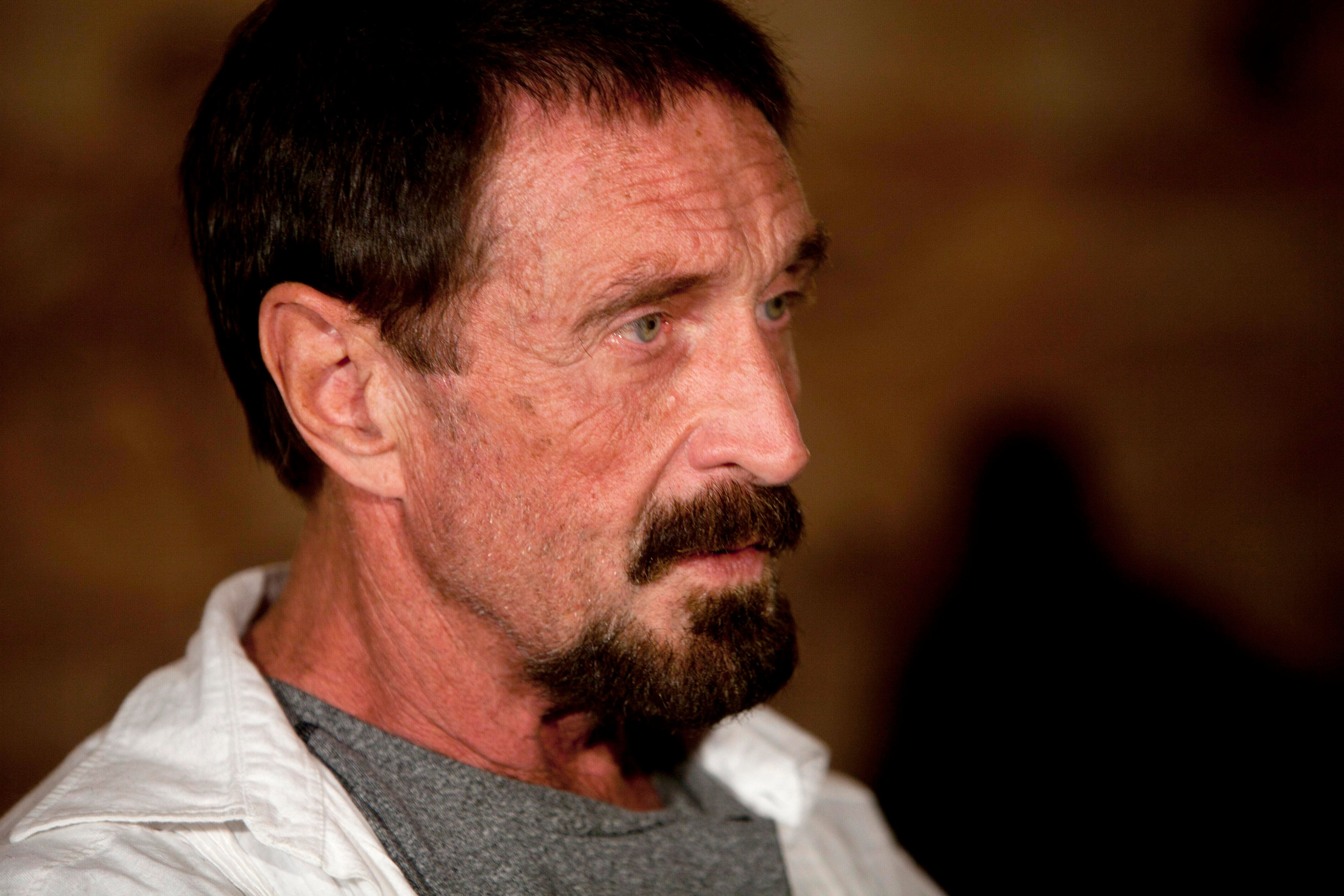 What Is Happening With John McAfee's New Company?