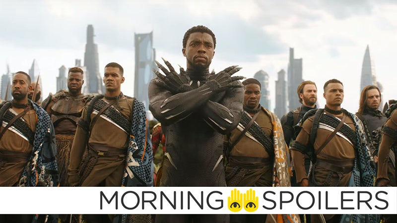 Updates From Black Panther 2, Hawkeye And More