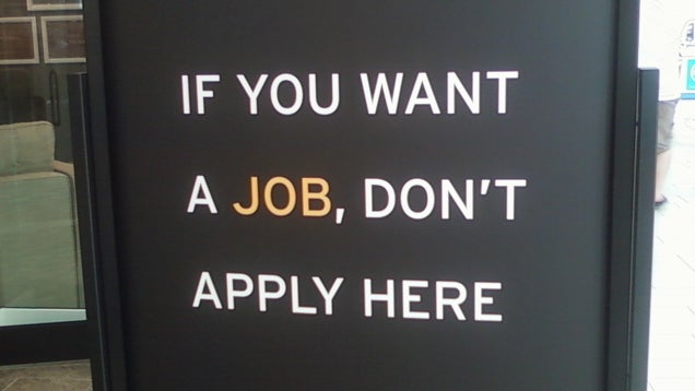 Know When to Apply for Job You Aren't Qualified For