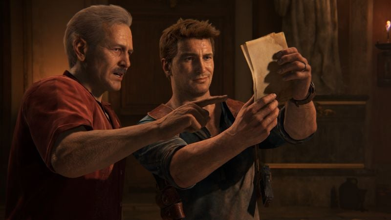 Uncharted Writer Joe Carnahan Wants Naughty Dog's Help on Film