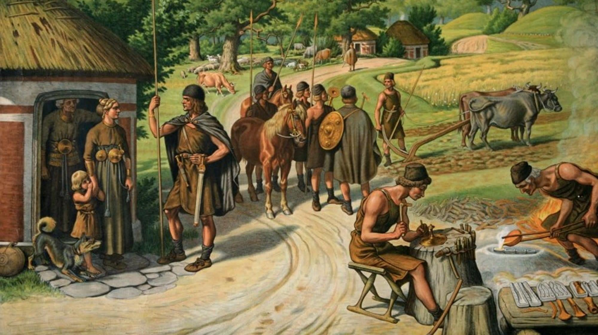 Social Inequality, Marriage Habits And Other Clues To Bronze Age Life Revealed In New Study