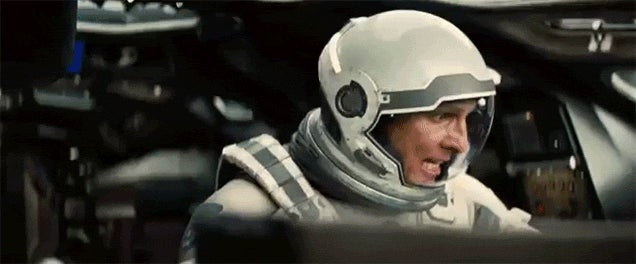 Going to Space in Movies Is Basically a Suicide Mission