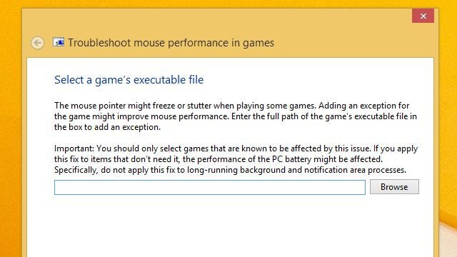 Banish Mouse Lag in Video Games With Microsoft's Fix It Tool